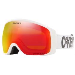 Masque Oakley FLIGHT TRACKER XM Factory Pilot White / Prizm Snow Torch Iridium