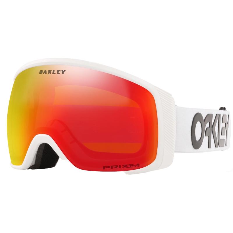 Goggles Oakley FLIGHT TRACKER XM Factory Pilot White / Prizm Snow Torch Iridium