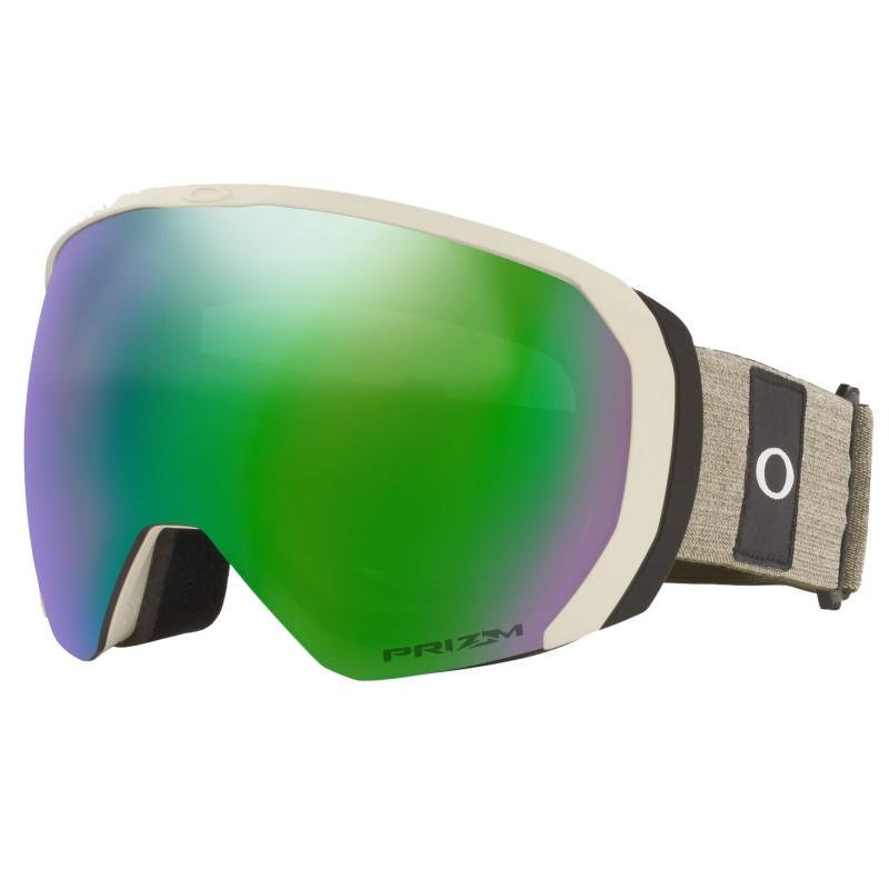 Goggles Oakley FLIGHT PATH XL Heathered Grey Dark Brusk / Prizm Snow Jade Iridium