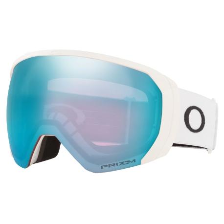 Goggles Oakley FLIGHT PATH XL Matte White / Prizm Snow Sapphire Iridium
