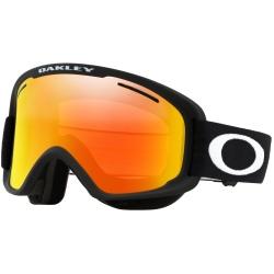 Masque Oakley O-FRAME 2.0 PRO XM Matte Black / Fire Iridium & Persimmon