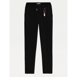 Pantalon Tommy SOLID Black