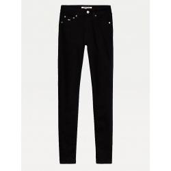 Jeans Super Skinny Tommy SYLVIA Malmo Black Str