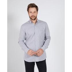 Mise au Green Shirt ML Grey Tiles