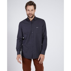 Mise au Green Anthracite Shirt