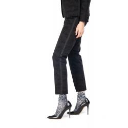 Pantalon Chino Mason's New York Camouflage Noir