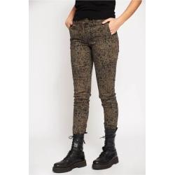 Pantalon Chino Mason's New York Imprimé Vert