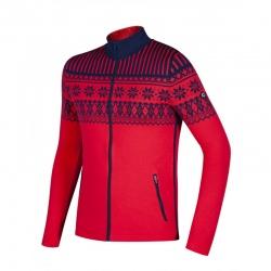 Newland ASPEN Red/Navy Sweater