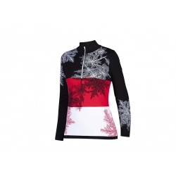 Pull Newland LE BLANC Black/Red