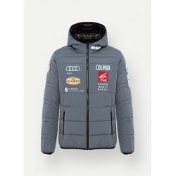 Colmar REPLICA Titanium/Black Micro Down Jacket