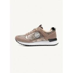 Chaussures Colmar TRAVIS PUNK Beige/Gold