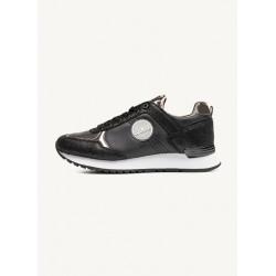Chaussures Colmar TRAVIS PUNK Black/Silver