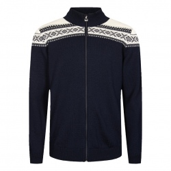 Veste Dale Of Norway CORTINA Navy Offwhite