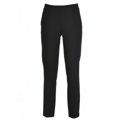 Pantalon Deha TEXTURED Black