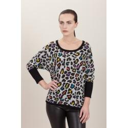 Esthème RDC PRINT Panther sweater