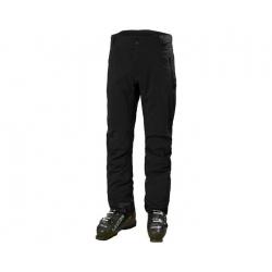 Pantalon Helly Hansen ALPHA LIFALOFT Black