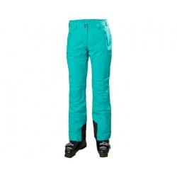 Pantalon Helly Hansen W LEGENDARY INSULATED Turquoise