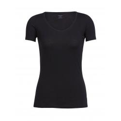 T-shirt Icebreaker SIREN Black