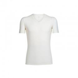 Icebreaker T-shirt MENS ANATOMICA Snow