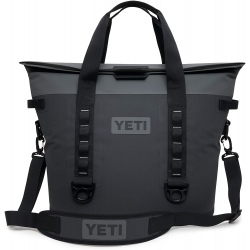 Soft cooler Yeti Hopper M30 Charcoal
