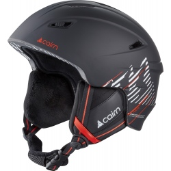 Helmet Cairn PROFIL Mat Black Fire Peaks