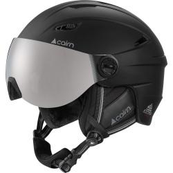 Helmet Cairn ELECTRON VISOR PHOTOCHROMIC Mat Black