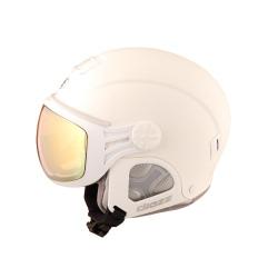 Helmet Diezz GIANNY COLOR White