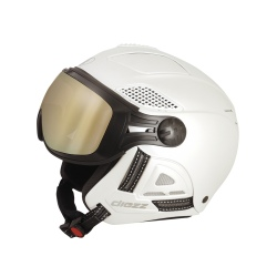 Casque Diezz LOUNA II COLOR White Pearl