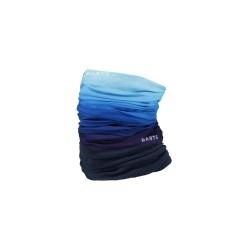 Tour de cou Barts MULTICOL POLAR Dip Dye Blue