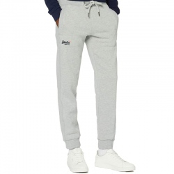 Pantalon Superdry ORANGE LABEL CLASSIC JOGGER Grey Marl