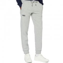 Superdry ORANGE LABEL CLASSIC JOGGER Grey Marl Pants