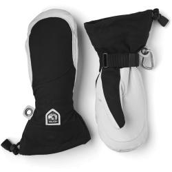 Moufles Hestra HELI SKI Black/Offwhite