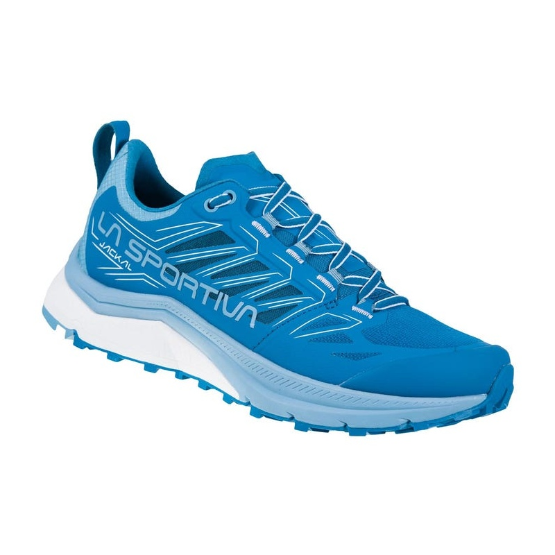 Chaussures La Sportiva JACKAL Neptune/Pacific Blue