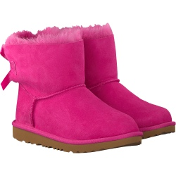 Bottes UGG W MINI BAILEY BOW II Purple/Pink