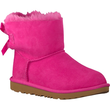 UGG W MINI BAILEY BOW II Purple/Pink Boots