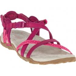 Merrell TERRAN LATTICE II fuchsia sandals
