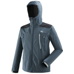 Millet K SHIELD HOODIE Orion Blue Jacket