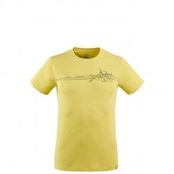 T-shirt Millet BOREN TS SS Wild Lime
