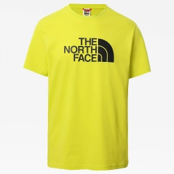 T-shirt The North Face EASY Sulphur Spring Green