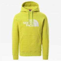 Sweat The North Face DREW PEAK Citronnelle Green
