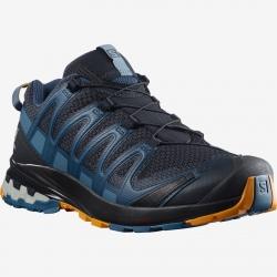 Chaussures de trail Salomon XA PRO 3D v8 Night/Dark Denim/Butte