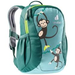 Backpack Deuter PICO Dustblue / Alpinegreen