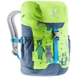 Backpack Deuter SCHMUSEBÄR Kiwi / Arctic
