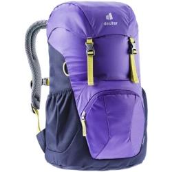 Backpack Deuter JUNIOR Violet / Navy