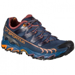 Chaussures de trail La Sportiva ULTRA RAPTOR W Denim/Rouge