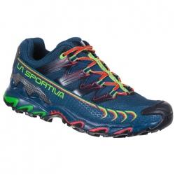 La Sportiva ULTRA RAPTOR WOMAN GTX Opal/Hibiscus Shoes