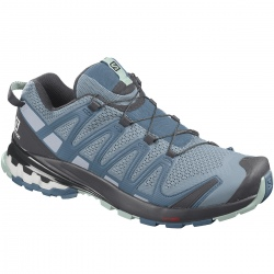 Salomon XA PRO 3D v8 W Ashley Blue/Ebony/Opal blue trail shoes