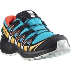 Salomon XA PRO 3D CSWP J Hawaiian Ocean/Cherry Tomato shoes