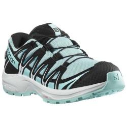 Chaussures Salomon XA PRO 3D CSWP J Pastel Turquoise