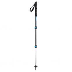 Summit Sticks Poles FUJI 3 PARTS POWERLOCK Blue